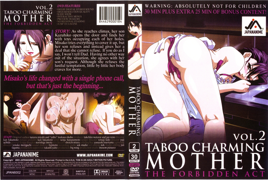TABOO CHARMING MOTHER Vol.2