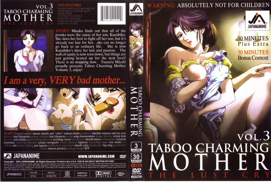TABOO CHARMING MOTHER Vol.3