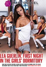 LEA GUERLIN FIRST NIGHT IN THE GIRLS' DORMITORY